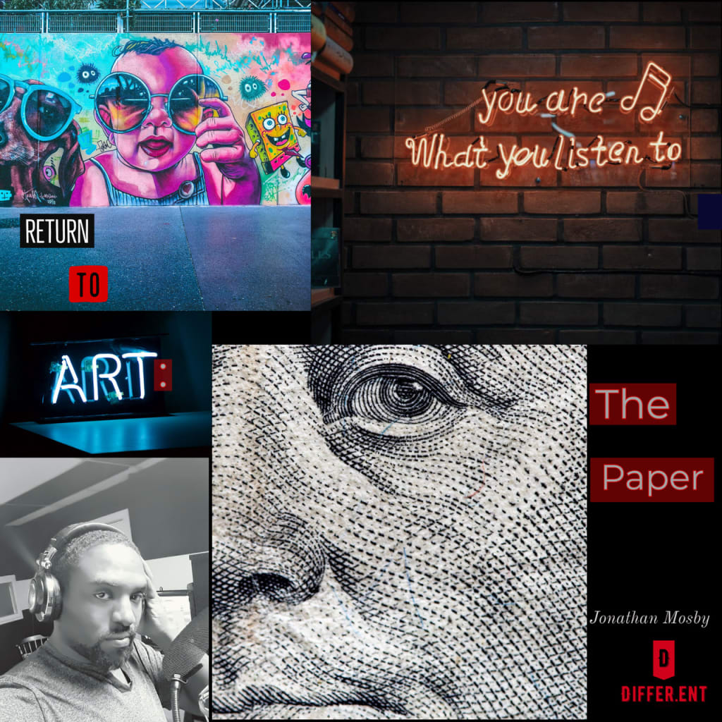 Return to Art: The Paper