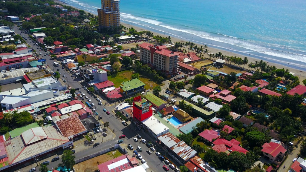 My TOP 5 Things TO DO in Jaco Beach Costa Rica