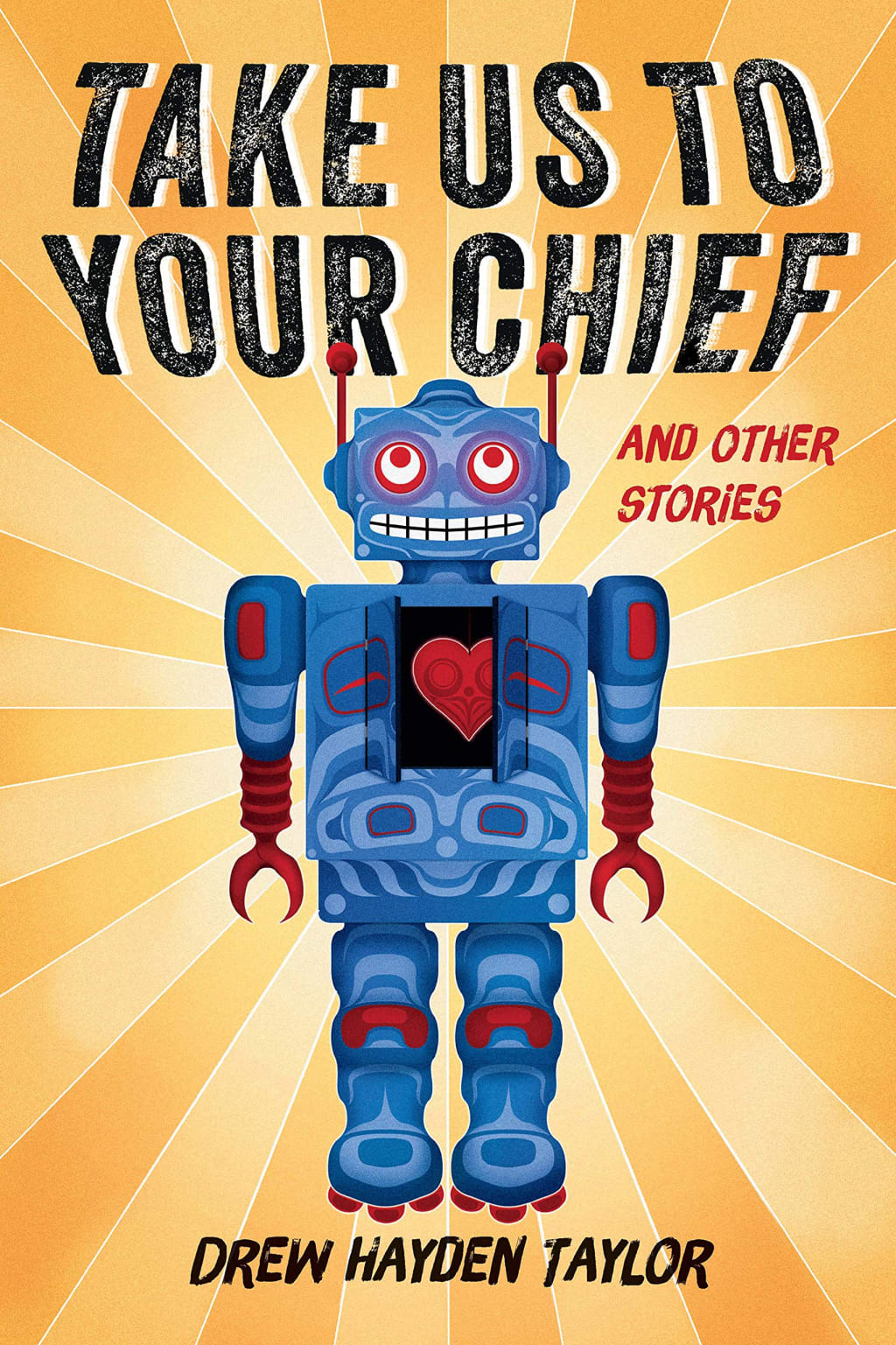 """""""Take Us to Your Chief"""": An Indigenization of Colonial Literature"""