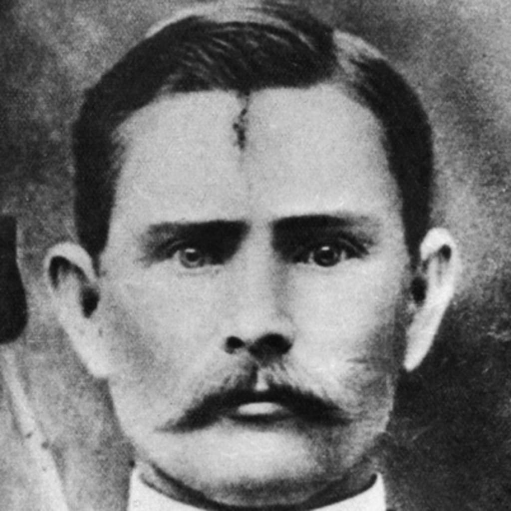 Jesse James and the Widder Woman
