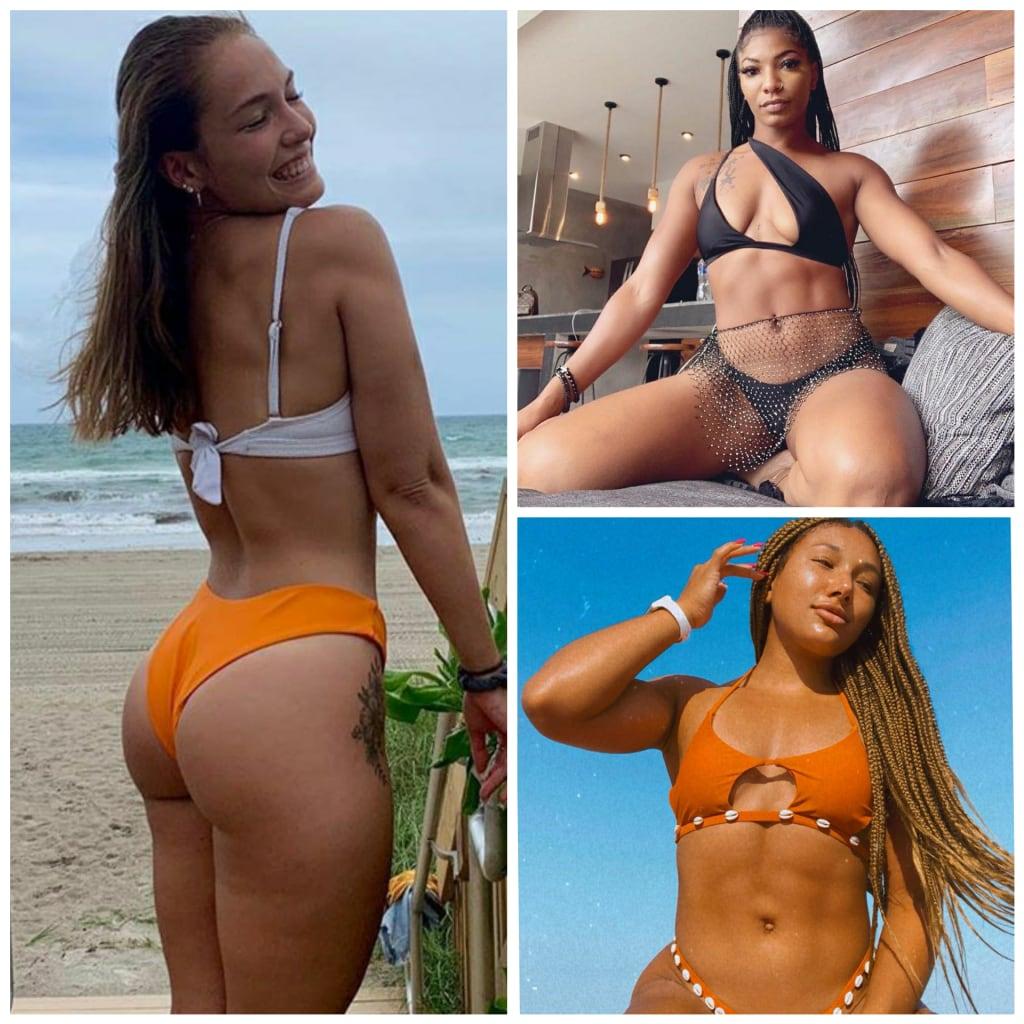 Part XL: Hot Summer Bods in Women's Sports & Fitness