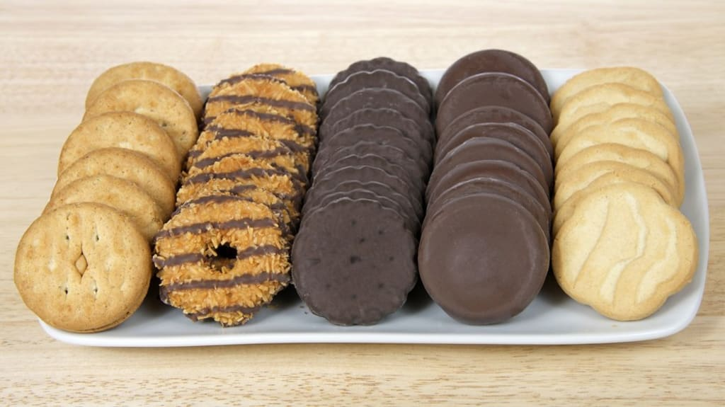 Interesting Things to Know About Girl Scout Cookies