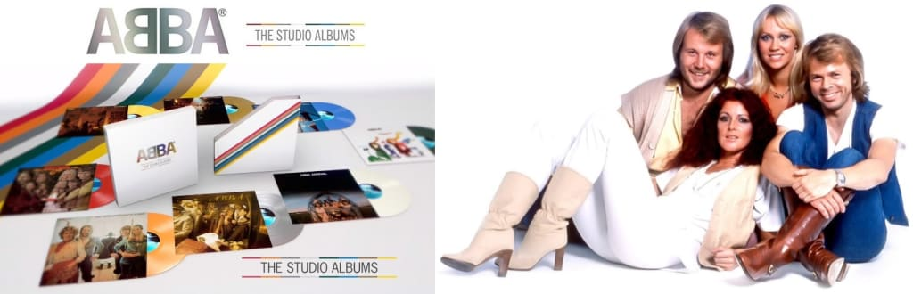 ABBA: The Studio Albums