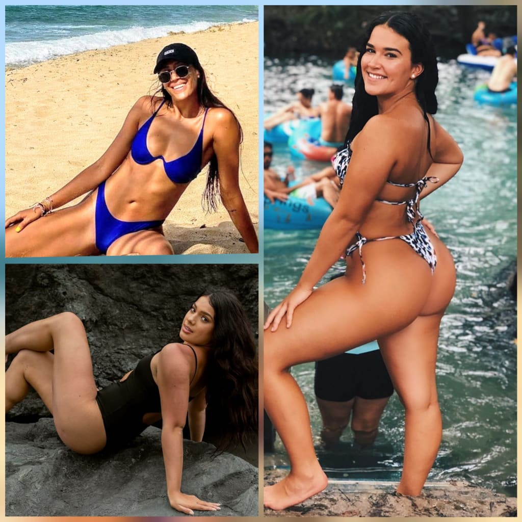 Part XLI: Hot Summer Bods in Women's Sports & Fitness