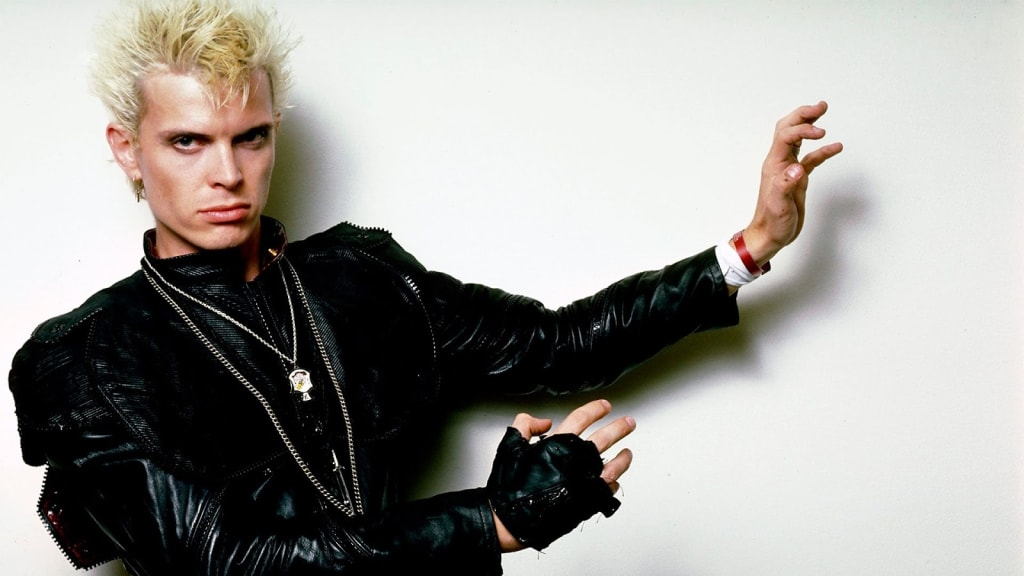 Top 4 Underrated Billy Idol Songs