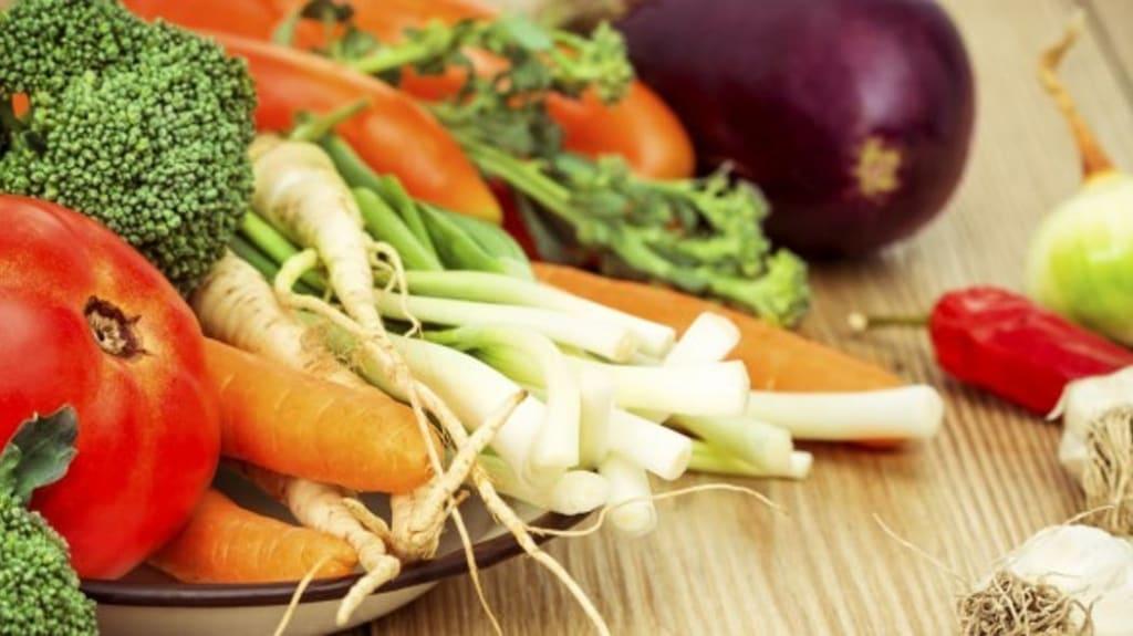 Fat-burning diet: a week of menus