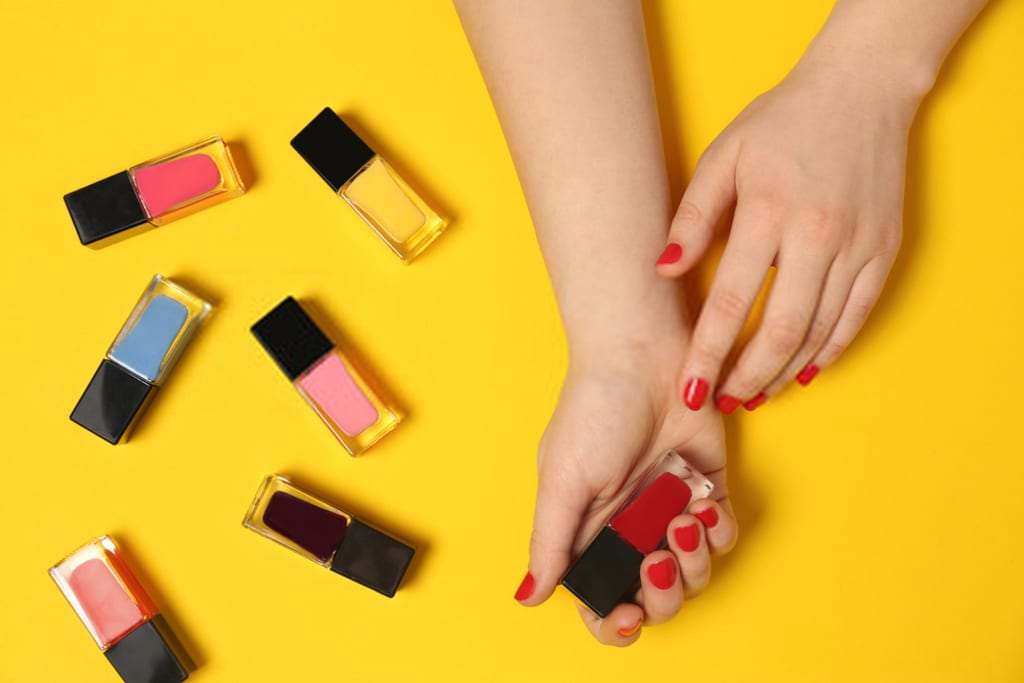 Best Remedies to Store Your Nail Polishes