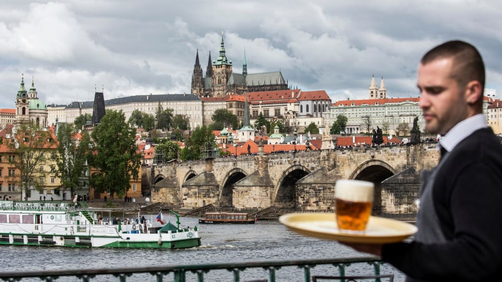 Prague, the Czech Republic and Its People