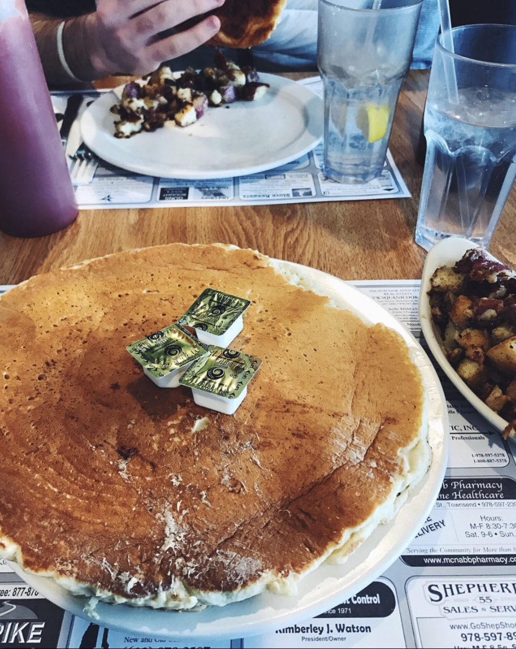 A Foodie's Guide to Pancakes around MA