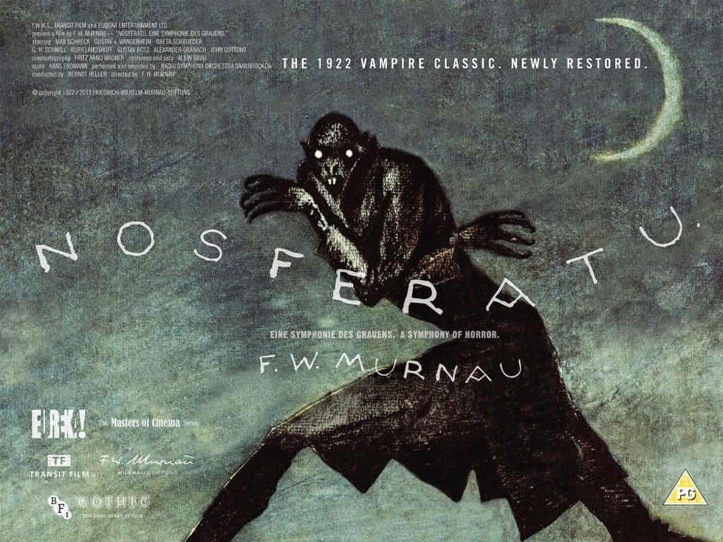 A Filmmaker's Guide to: Nosferatu (1922)