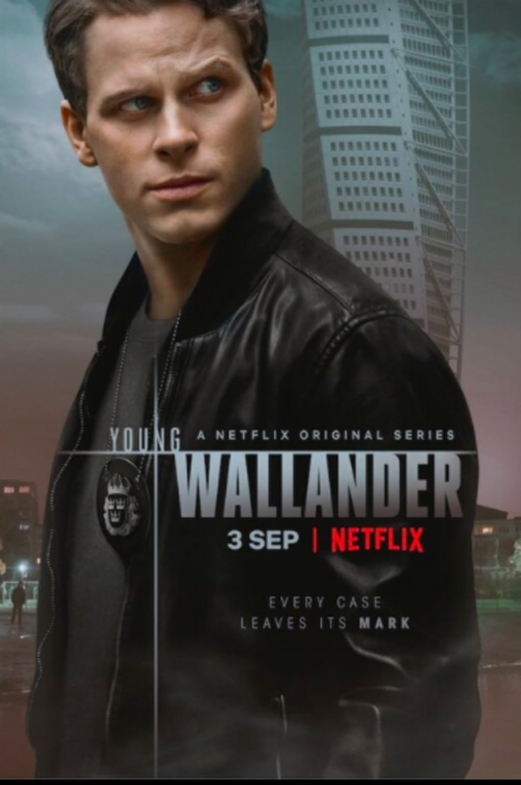Review of 'Young Wallander'