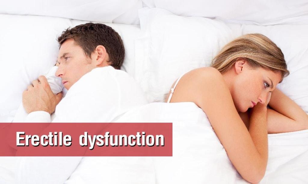 The Best Ways to Treat Erectile Dysfunction