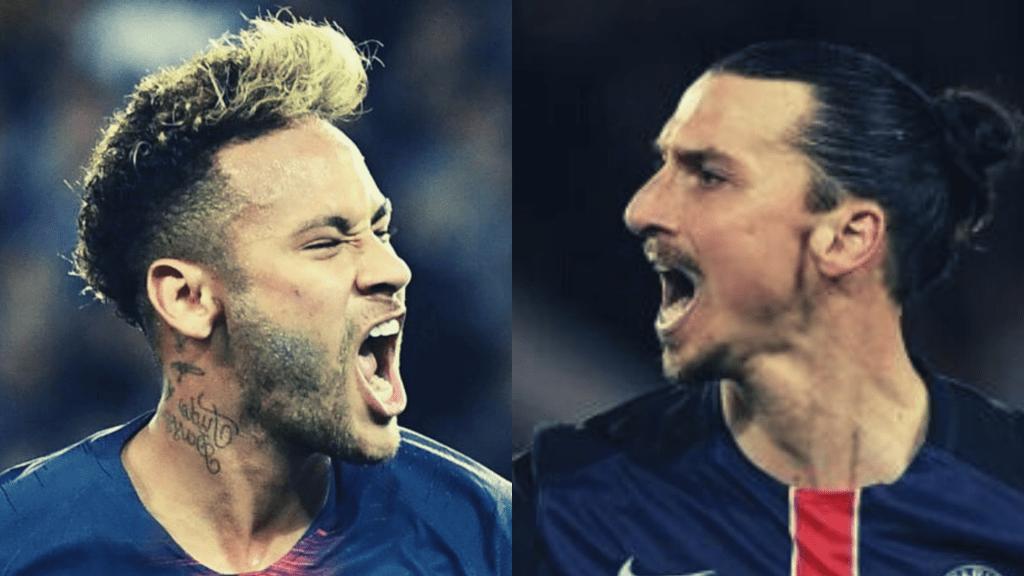PSG : Zlatan Era and Neymar Era