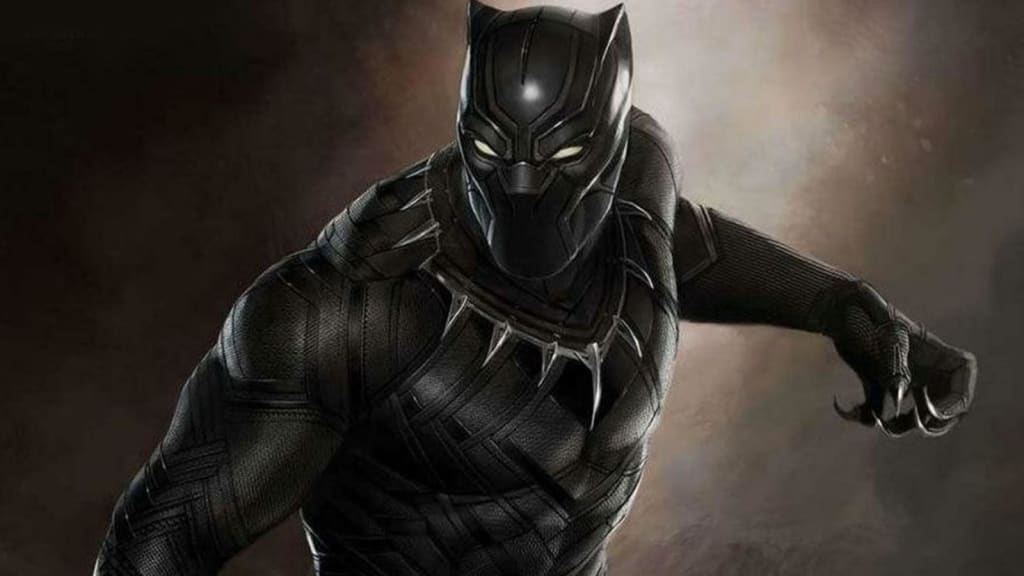 3 Reasons Why Marvel Should Recast the Black Panther.