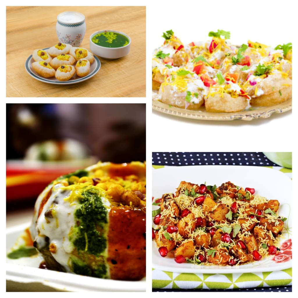 Indian Chaat Recipes too good you should give it a try!