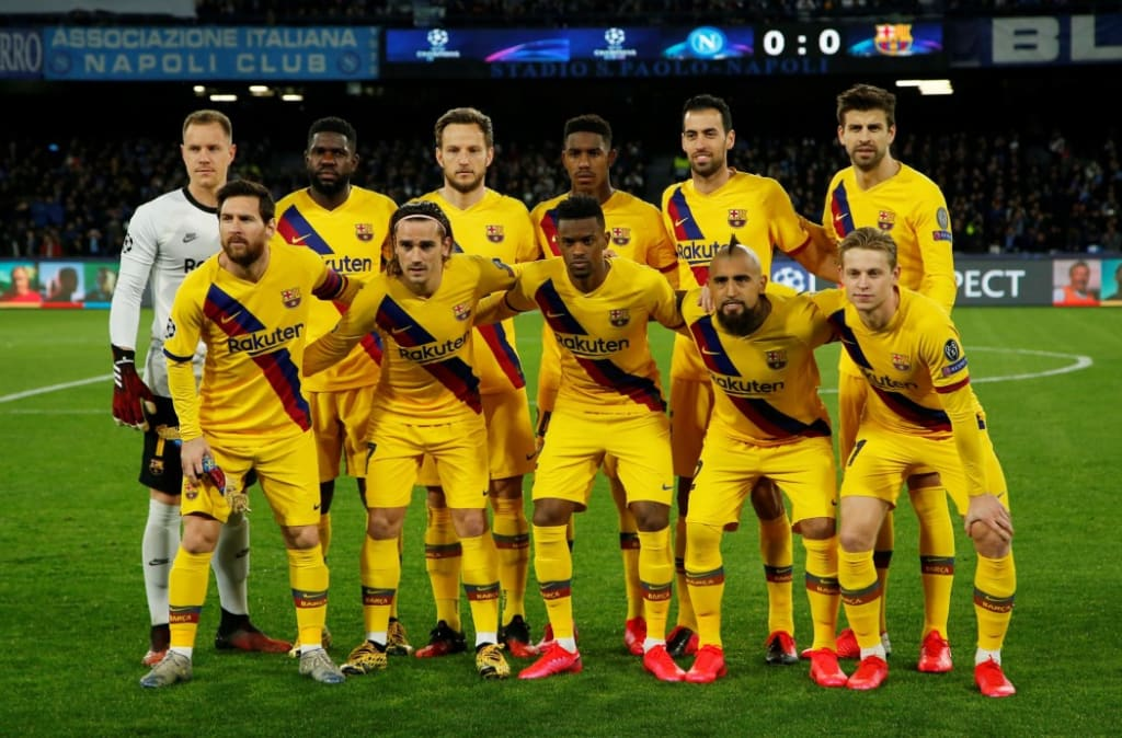 As Messi plans to leave, what should Barca look like?
