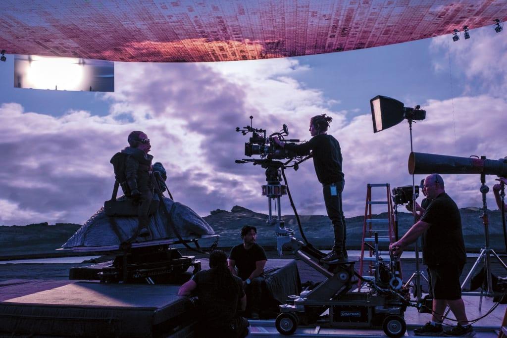 The Mandalorian - Visual Effects