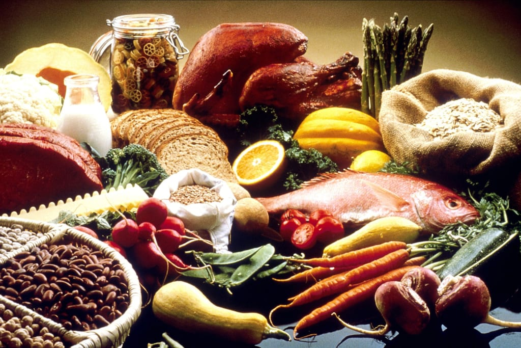 10 Tips To Enjoy A Whole Food Diet