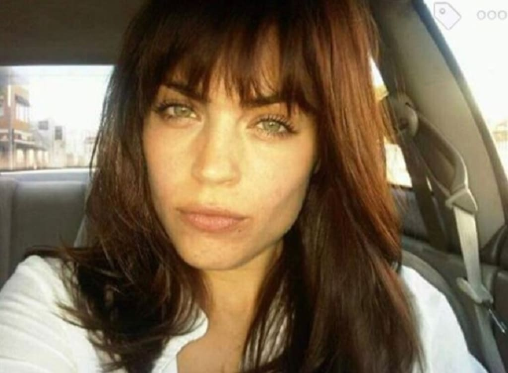 Kelly Thiebaud attacked online because of a new haircut