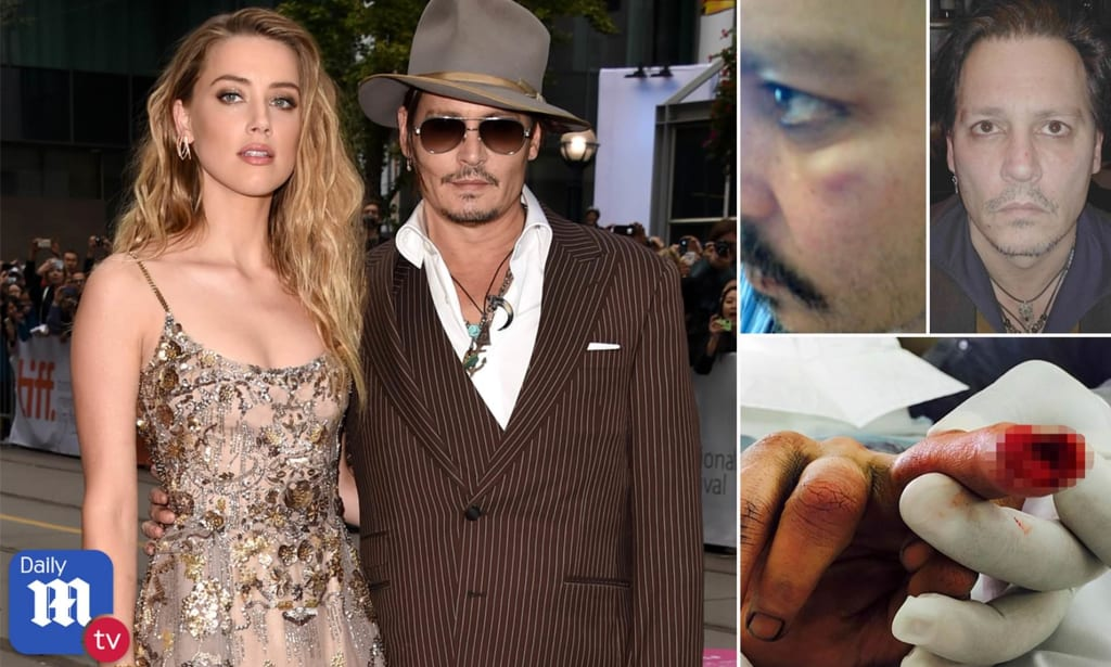 Believe It Or Not, Johnny Depp Is The Victim Here