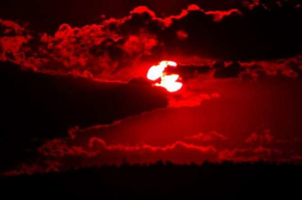 Red Moon a Moral story