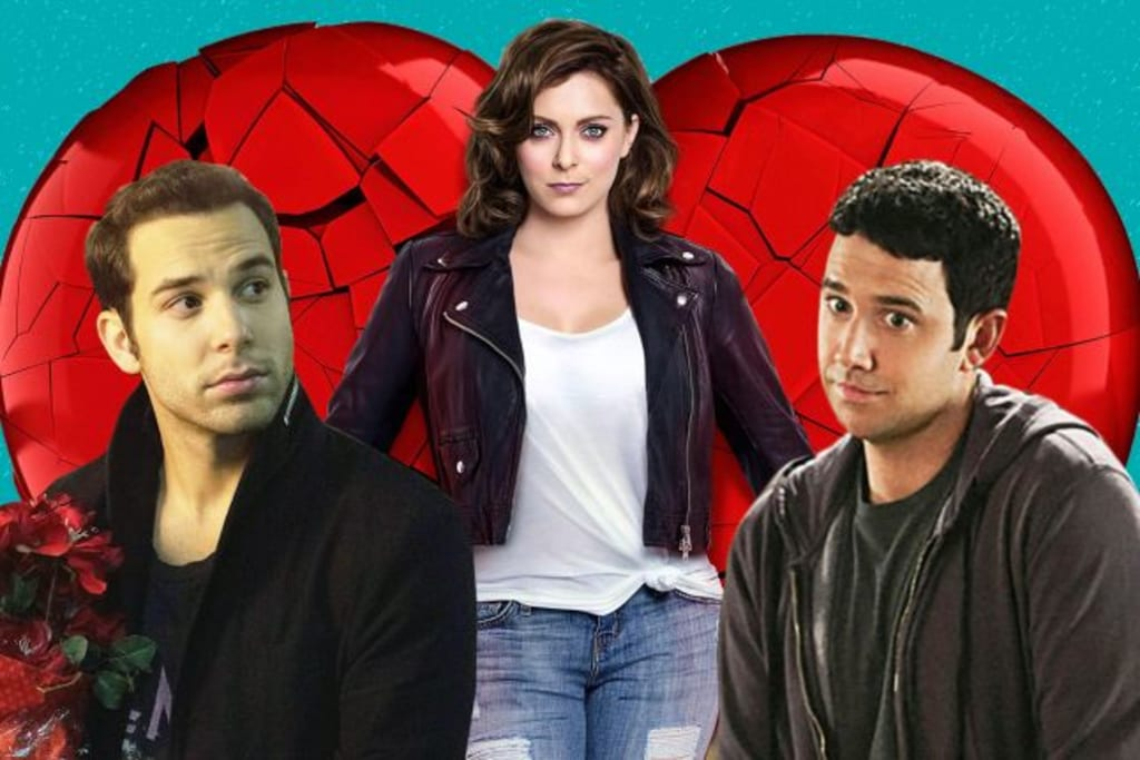 Crazy Ex Girlfriend, Rachel Bloom and *that* Greg Argument
