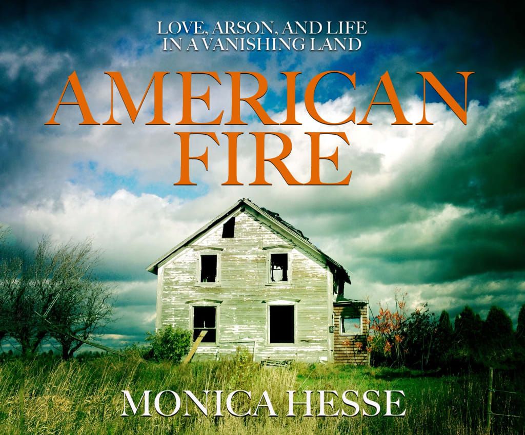 """Book Review: """"American Fire"""" by Monica Hesse"""