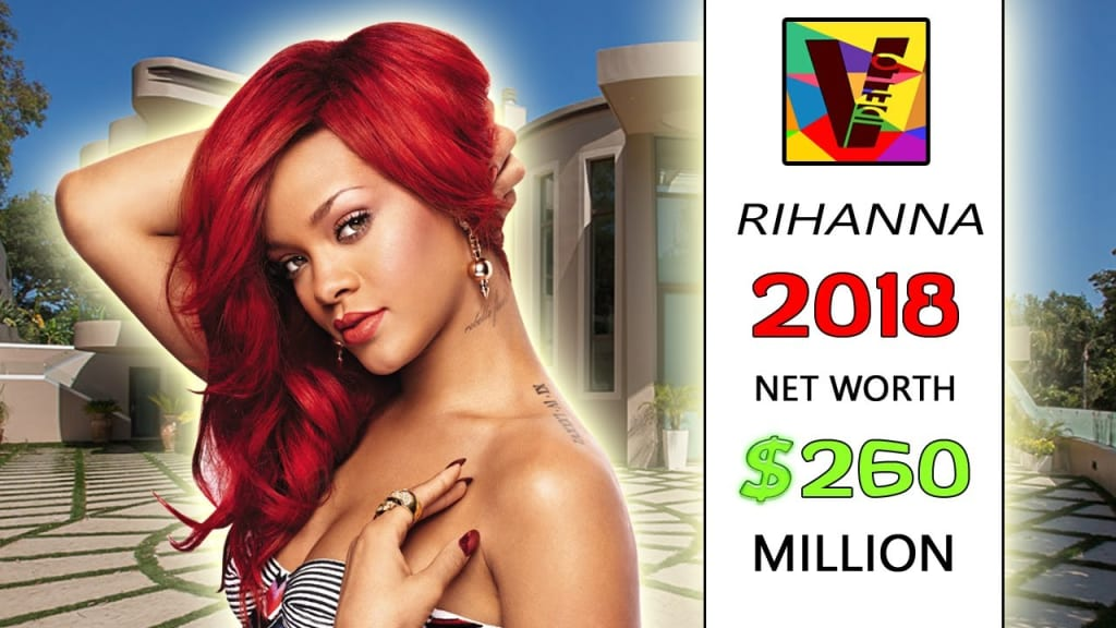 10 Expensive Things Owned By Millionaire Rihanna