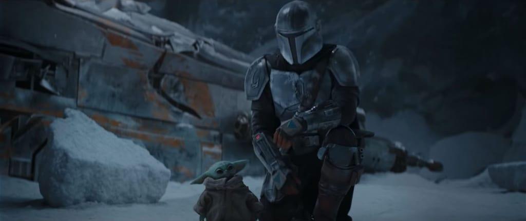 'Star Wars' Drops The Trailer For 'The Mandalorian' Season 2