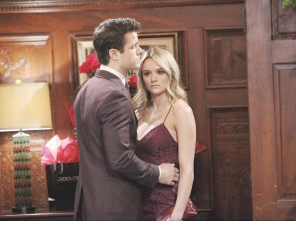 Kyle and Summer may have wedding number 2 on The Young and the Restless