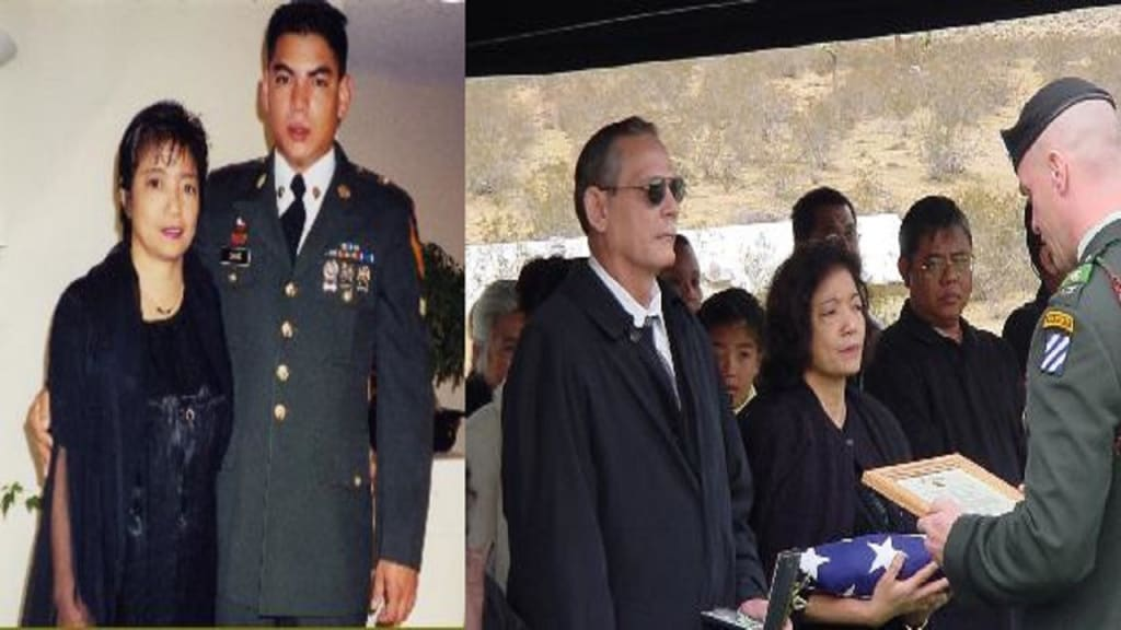 Death and dishonor: The murder of soldier Richard Davis