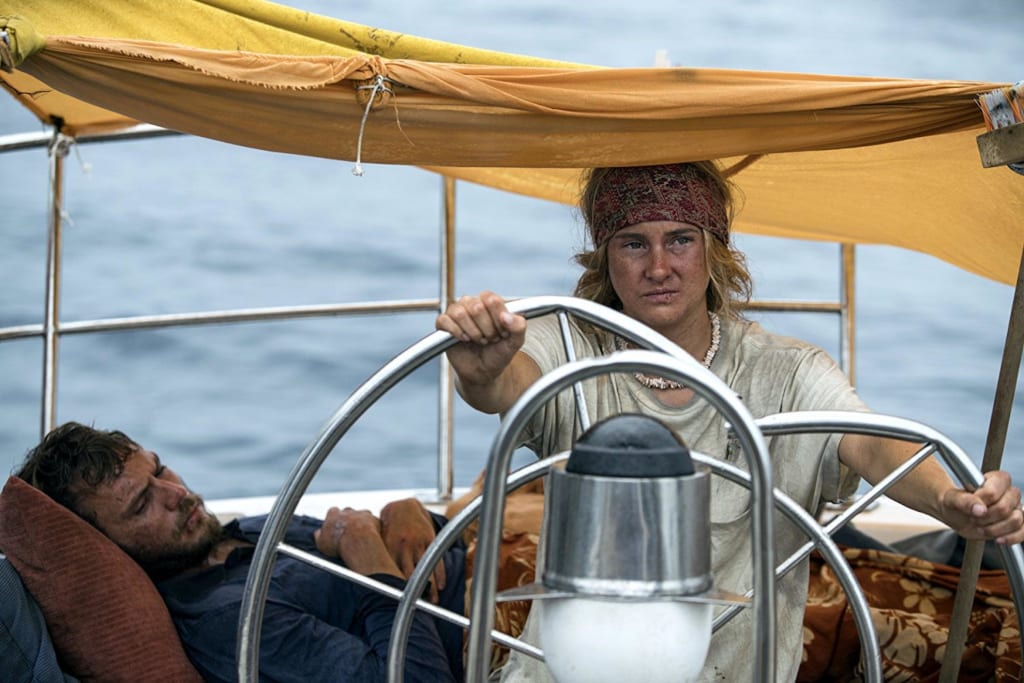 Adrift - A Movie Review