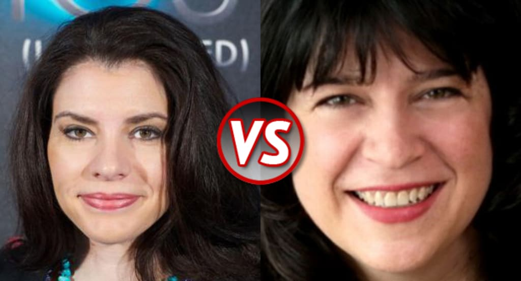 Who Is The Lesser of Two Evils: Stephanie Meyer or E.L. James?