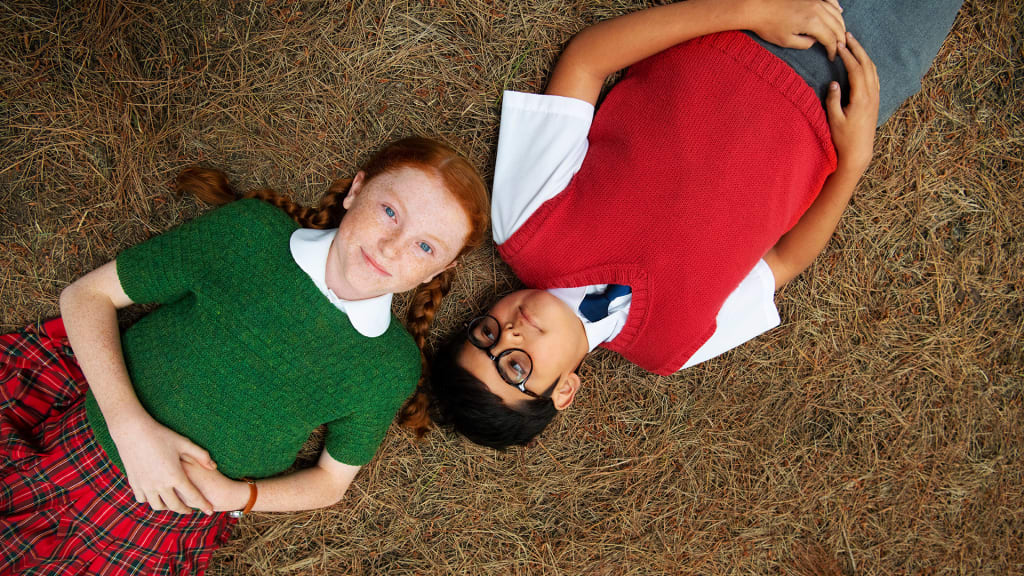 Movie Review: 'H is for Happiness' is Just Wonderful