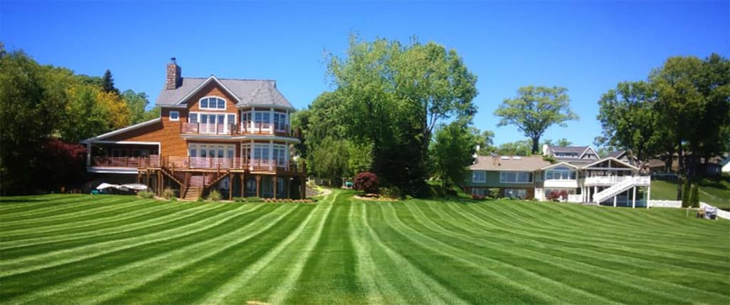 Grand Haven, MI Landscaping, Lawn Care and Snow Plowing Services