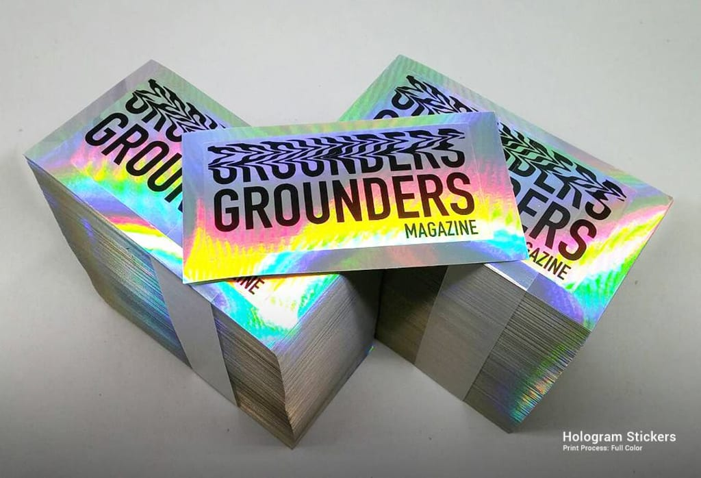 Get Consumer's Attention with Holographic Packaging