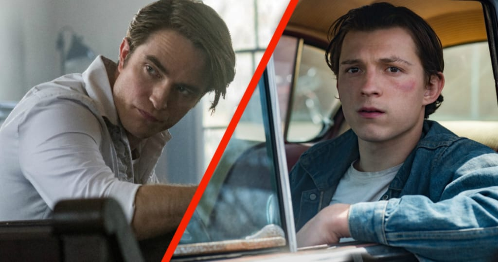 'The Devil all the Time' a Blood soaked and Gloom Tom Holland and Robert Pattinson Starrer