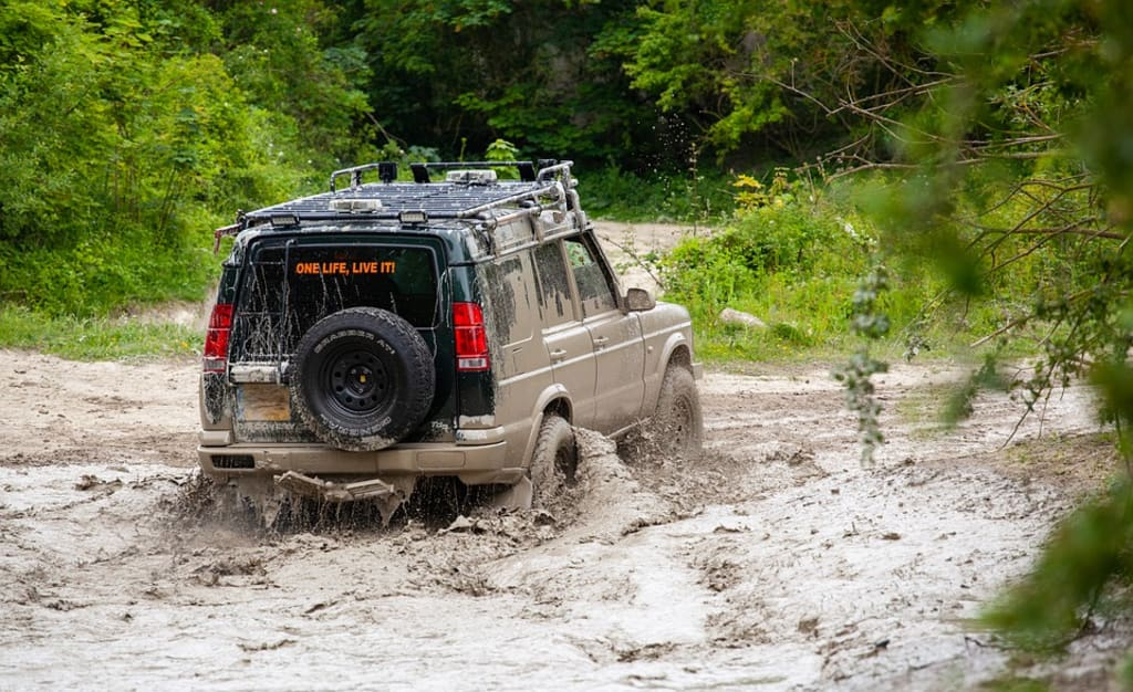 4 Of The Best 4x4 Adventures Spots To Tackle in 2020