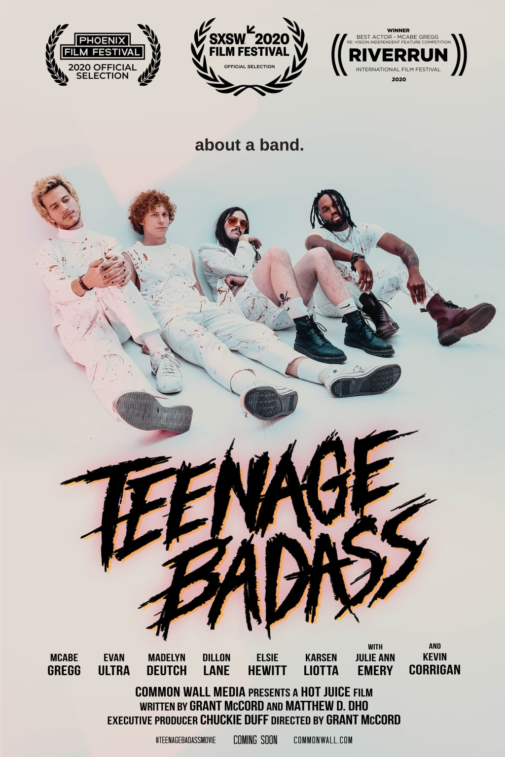 Movie Review: 'Teenage Badass' Rocks Just Enough