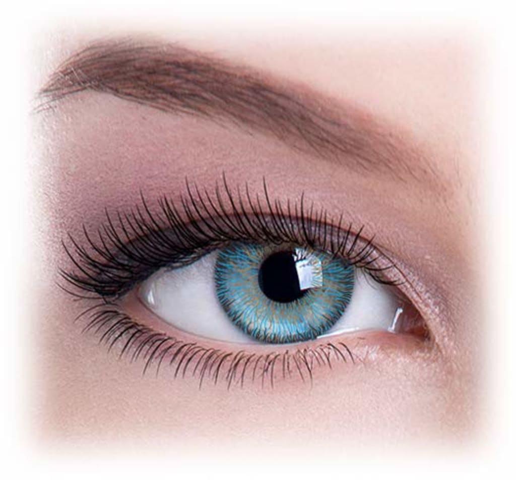 Reasons To Try Out Using Coloured Contact Lenses