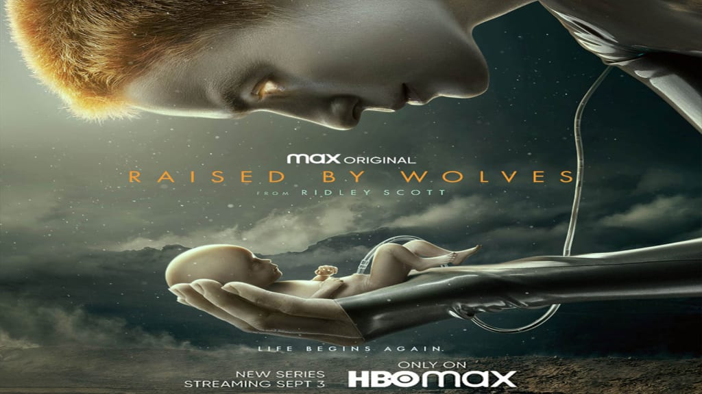 Review of 'Raised by Wolves' 1.6-7