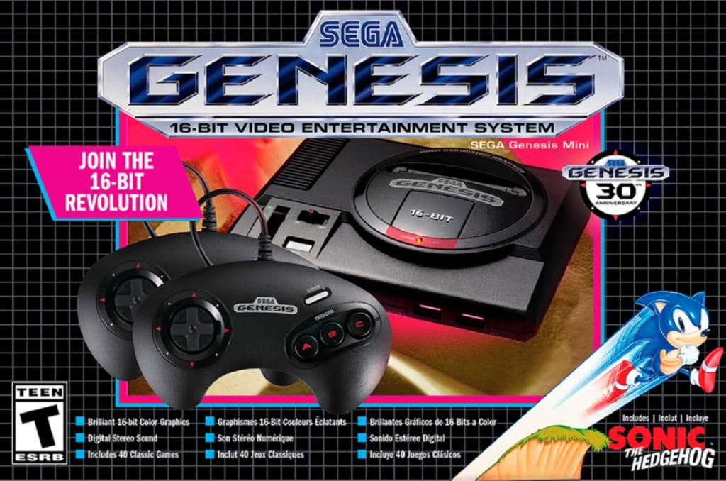 Sega Genesis Mini: 1 Year Later