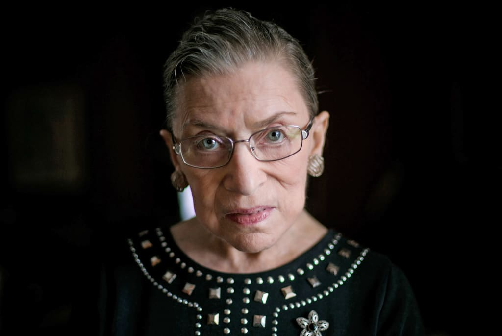 """RBG: """"Notorious"""" was more than a moniker"""