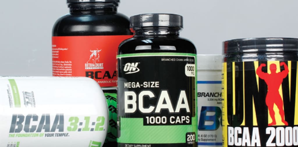 What Are The Benefits Of BCAA?