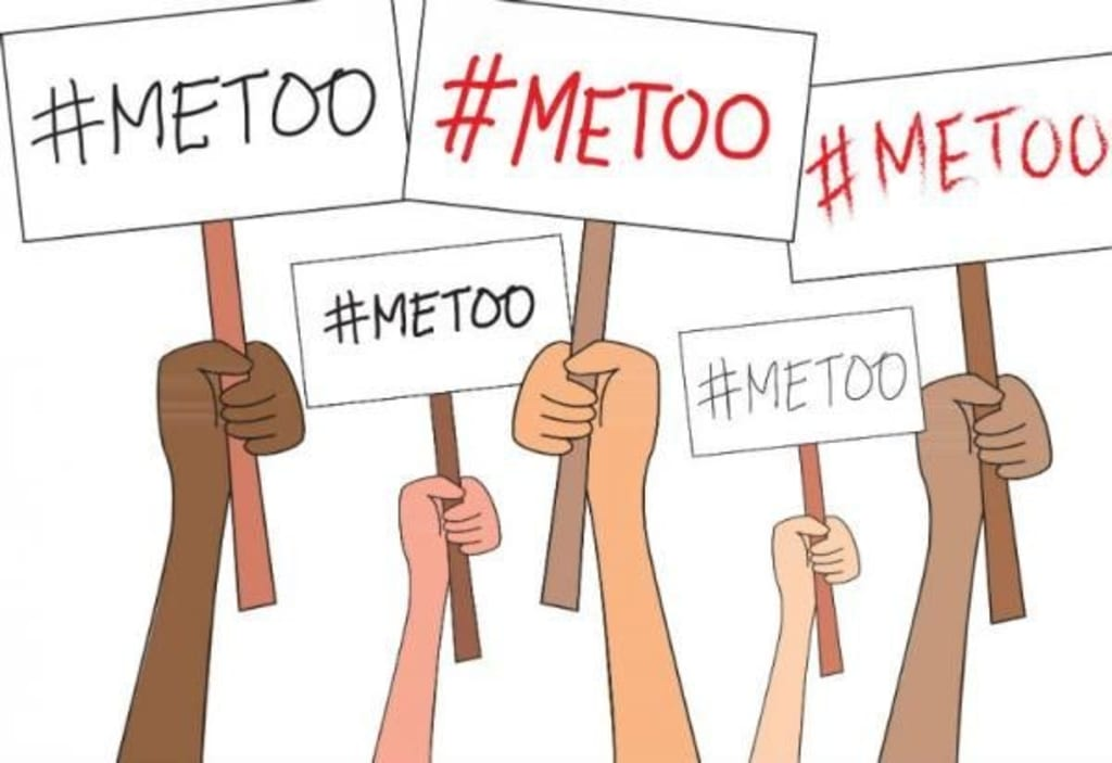 Those who make #metoo claims years later or for attention, fame, money or to ruin someone's career