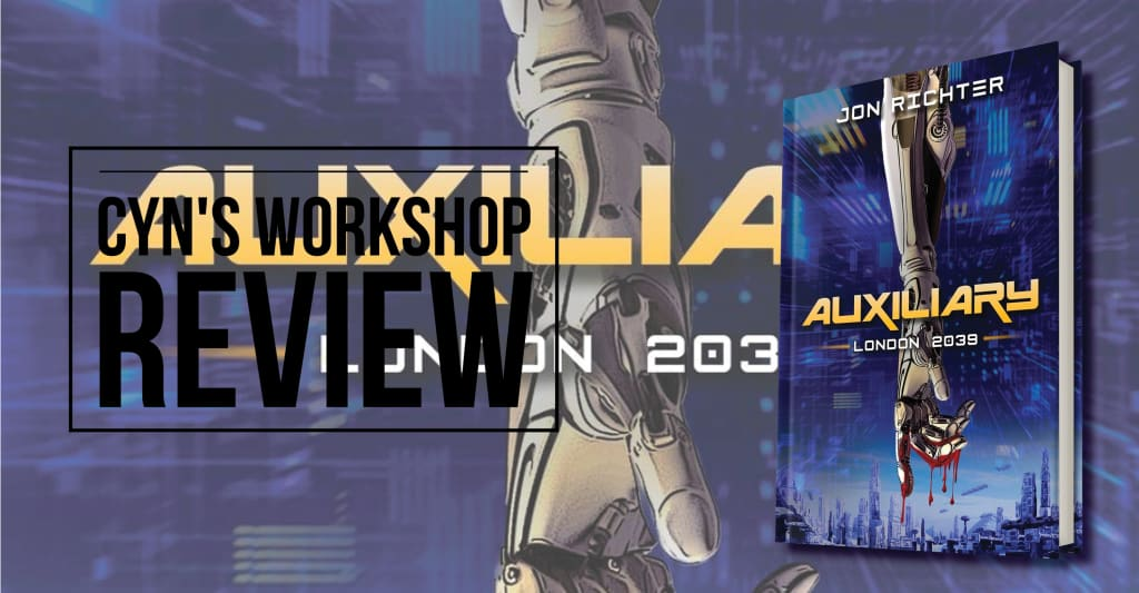Review of 'Auxiliary: London 2039'