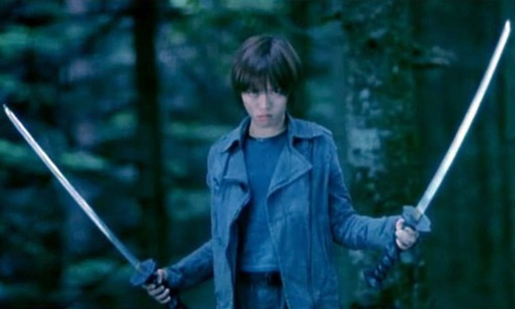 My Breakthrough As a Movie Critic: My Review of 'The Princess Blade'