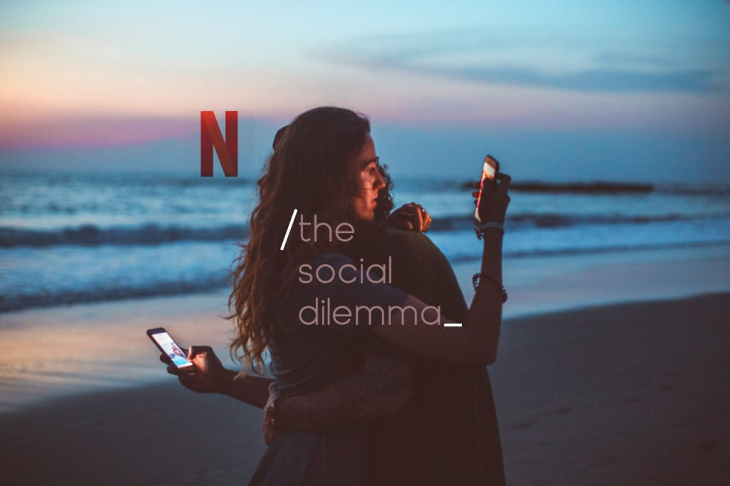 """Netflix Documentary: """"The Social Dilemma."""" Pushes Old Fears into New Tech."""