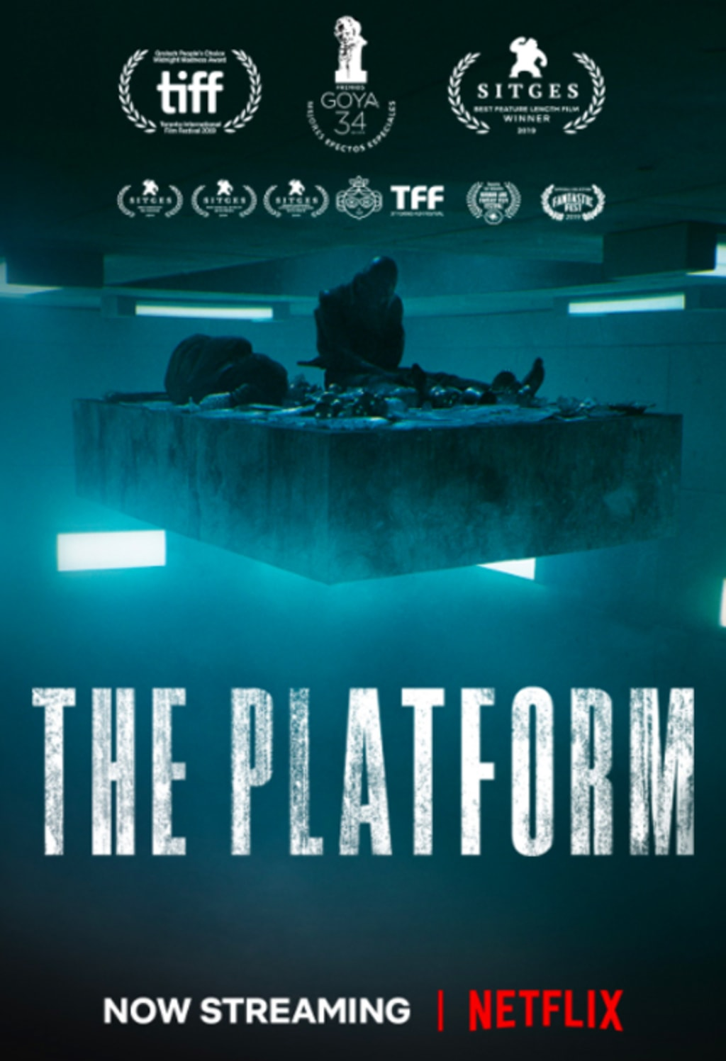 Review of 'The Platform'