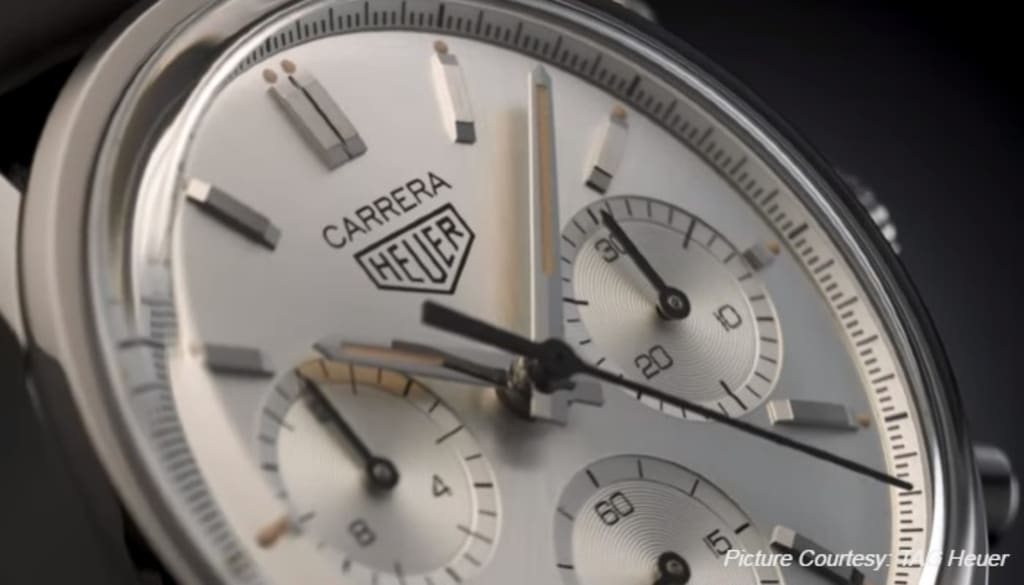 4 of the Most Popular And Desirable TAG Heuer Watch Collections